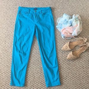 Carolina Panthers Blue Jeans